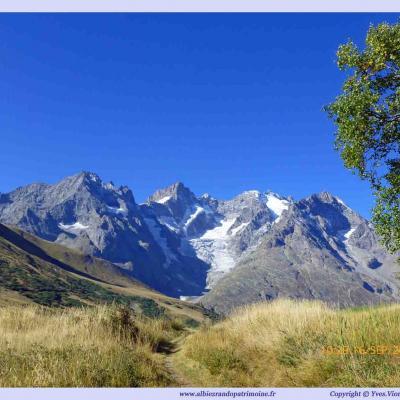 8 jours 360° Tour des Aiguilles d'Arves®