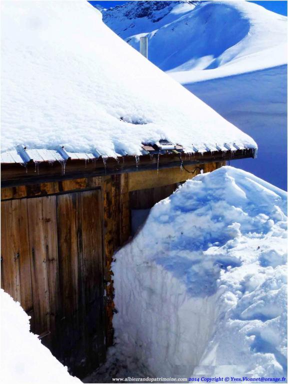 Fondue au chalet d'alpage
