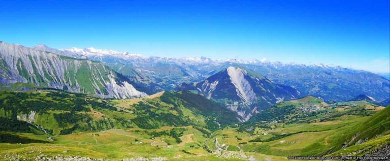 Les sommets du dimanche à 3000 m