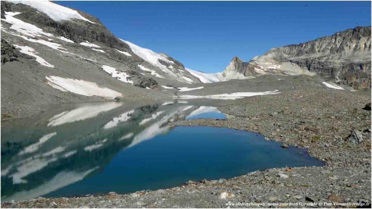 2 Jours randonnée au pied du glacier