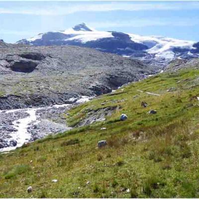 Au pied du glacier 2 jours 1 nuit en refuge