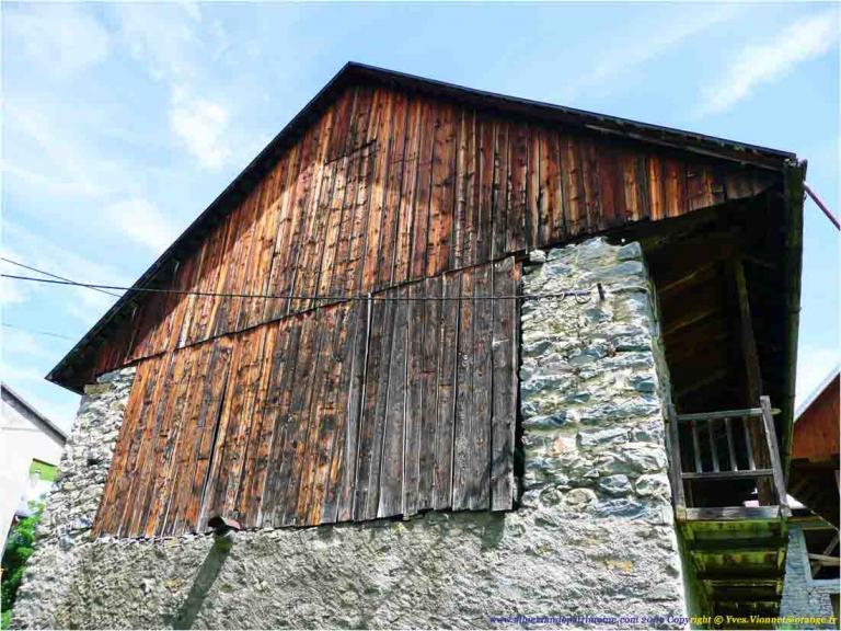 Histoire d'un village authentique Albiez Savoie Mont Blanc Alpes